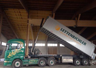 Lettenbichler Lastwagen LKW