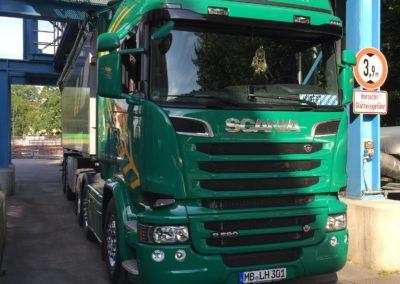 Silo Lettenbichler Lastwagen LKW