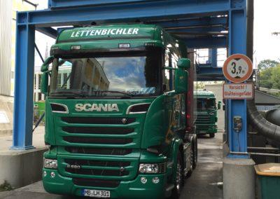 Lettenbichler Lastwagen Silo LKW