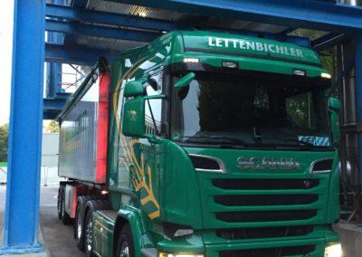 Lettenbichler Lastwagen LKW Silo