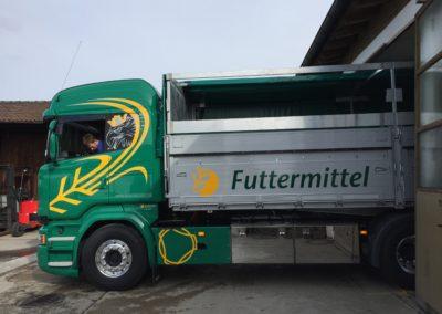 Lettenbichler LKW Fahrer Garage