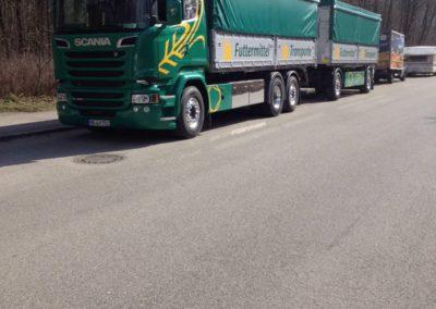 Lettenbichler LKW Gespann Lastwagen
