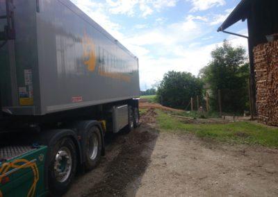 Lettenbichler Lastwagen Futtermittel