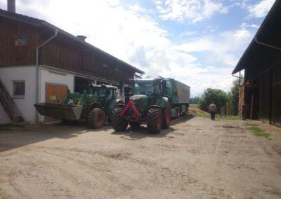 Lastwagen Lettenbichler LKW Landwirt
